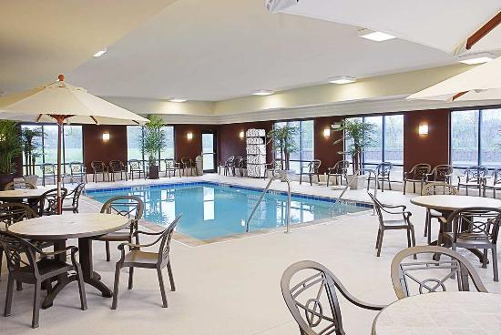 Marshalltown, Iowa: Swimming Pool