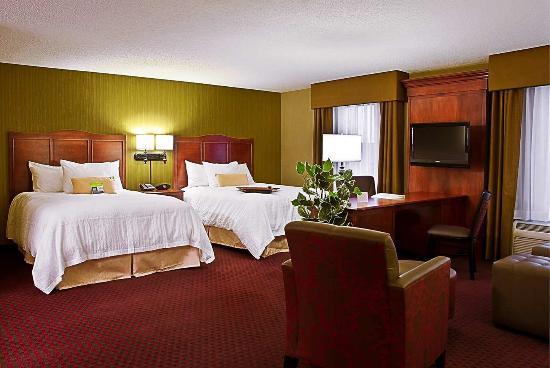 Marshalltown, Iowa: Two Queen Suite