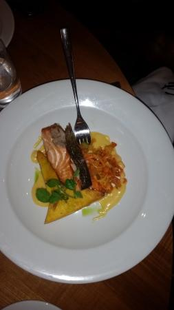 The Vincent Rooms: Main - Salmon