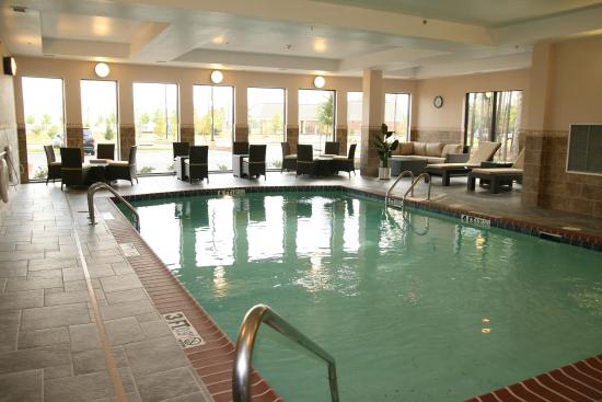 Hampton Inn Jackson- Flowood: Indoor Heated Pool