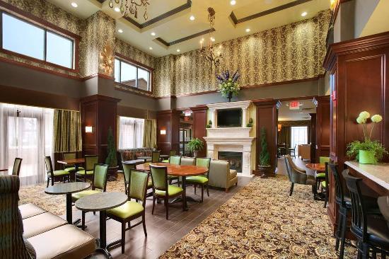 Farmington, CT: Breakfast Lounge