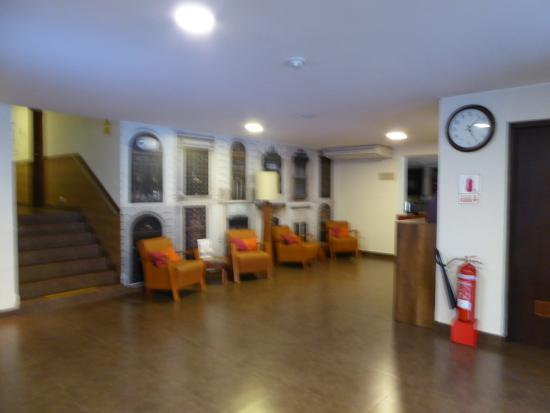 Casa Andina Standard Miraflores Centro: Lobby