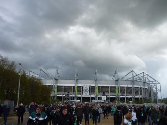 Borussia-Park : Вид стадиона