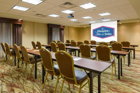 Hampton Inn and Suites Peoria at Grand Prairie: Meeting Room
