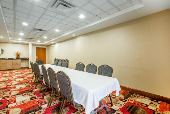 Comfort Suites Golden Isles Gateway Brunswick : Boardroom