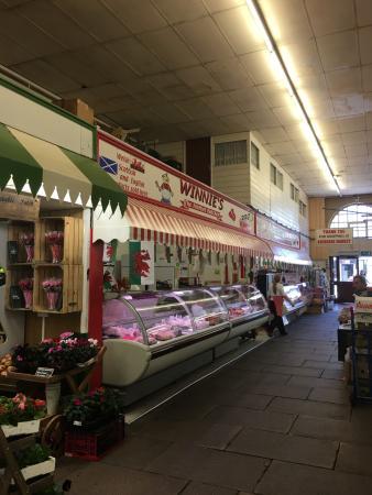 Aberdare Indoor Market