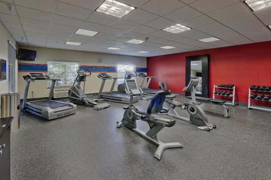 Deming, Nowy Meksyk: Fitness Center
