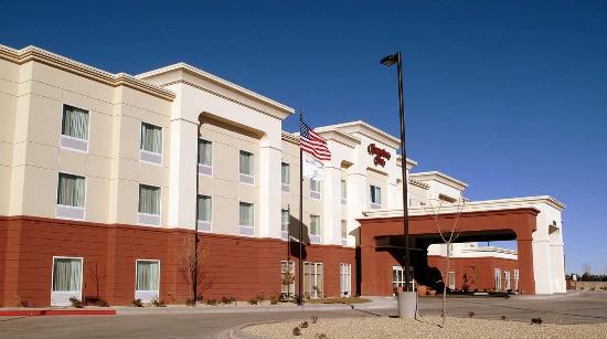 Welcome to the Hampton Inn, Deming, NM!