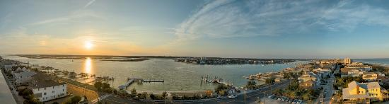 Wrightsville Beach, Carolina del Norte: View From a Harborfront Room