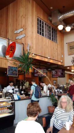 Buzz Coffee House: 店内の様子2