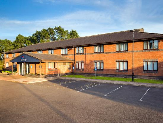 Todhills, UK: Travelodge Exterior