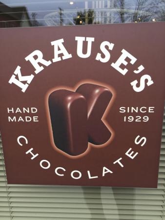‪Krause's Chocolates‬