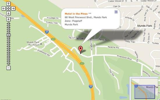 Munds Park, AZ: Prime Location for Summer or Winter Guests