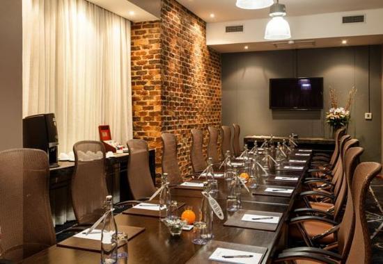 Kempton Park, África do Sul: Boardroom