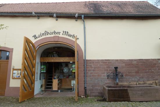 Kainsbacher Getreidemühle