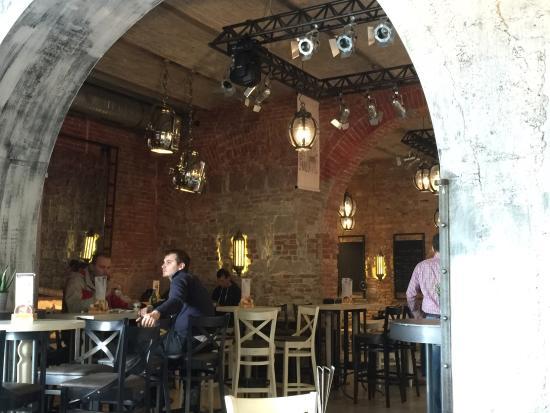 Fabrique pub in Split, Croatia