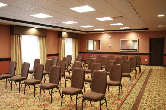 Hampton Inn & Suites Spokane Valley : Meeting Room