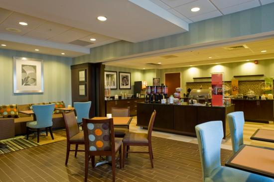 Anderson, SC: Lobby/Dining