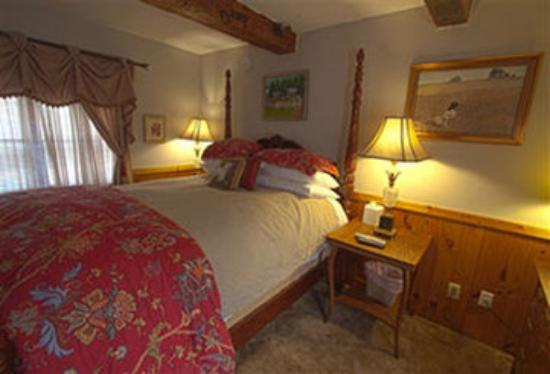 Montgomery Center, VT: Black Bear Suite