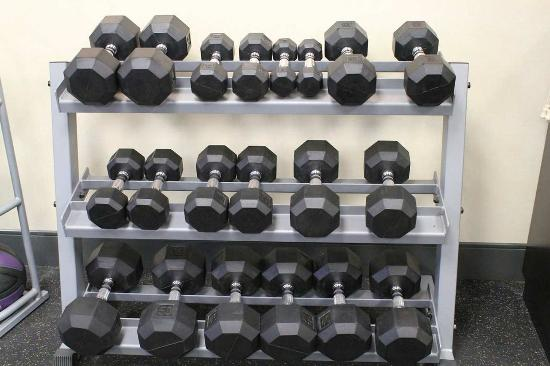 Ellsworth, ME: Fitness Center Weights