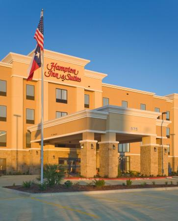 Hampton Inn & Suites New Braunfels: Exterior