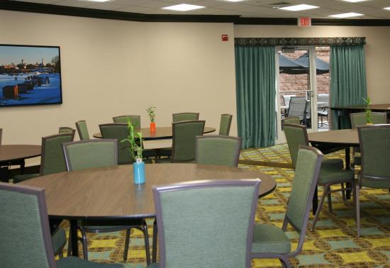 Exeter, Nueva Hampshire: Meeting Room