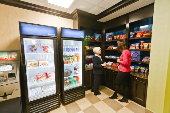 Exeter, Nueva Hampshire: Suite Shop