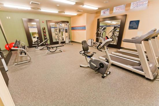 Exeter, NH: Fitness Center