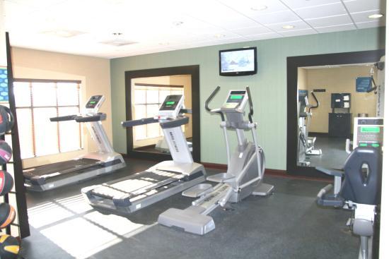 Yazoo City, MS: Fitness Room