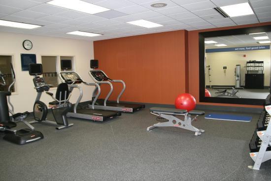 Bath, ME: Fitness Center