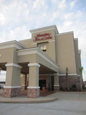Hampton Inn & Suites Wiggins