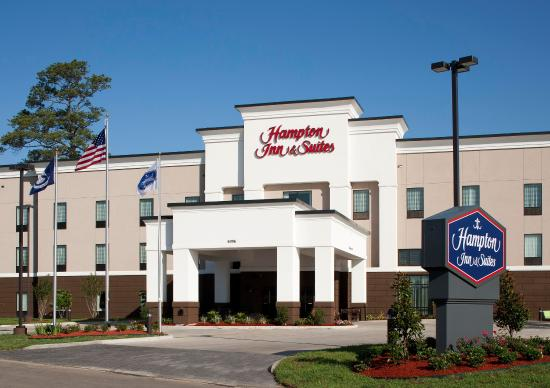 Mansura, LA: Welcome to Hampton Inn & Suites Marksville