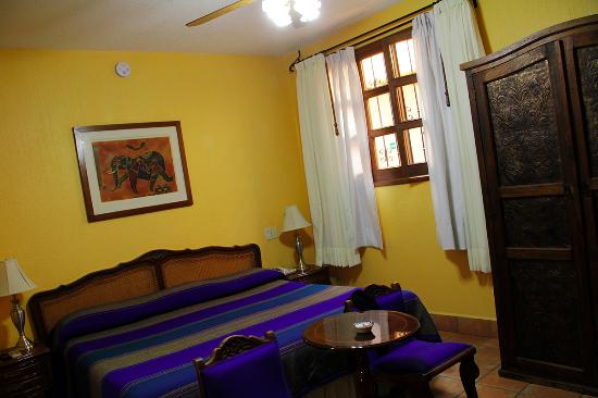 Hostal de la Noria: Room 309