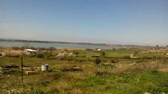 Laguna de Sariñena y Centro de Interpretación