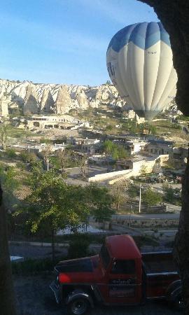 Kelebek Special Cave Hotel: 20160423_064013_large.jpg