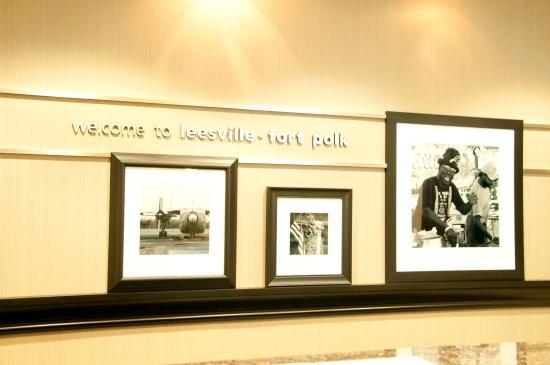 ลีส์วิลล์, หลุยเซียน่า: Hotel Lobby
