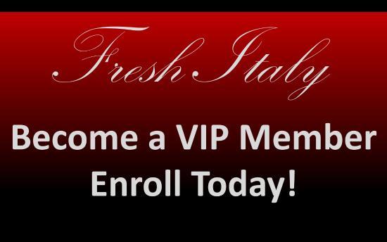 Florissant, Миссури: Fresh Italy VIP Program