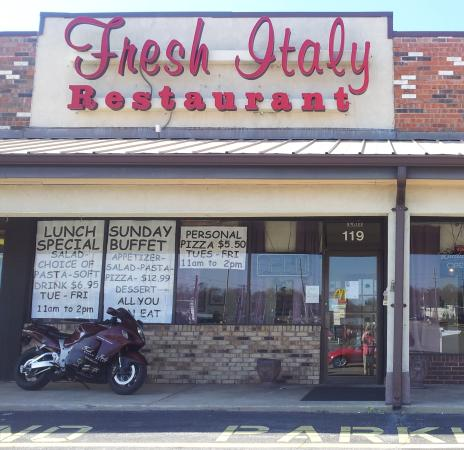 Florissant, MO: Fresh Italy location