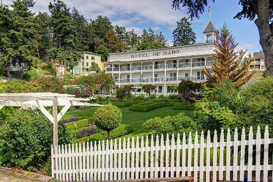 Roche Harbor Resort: Historic Hotel De Haro