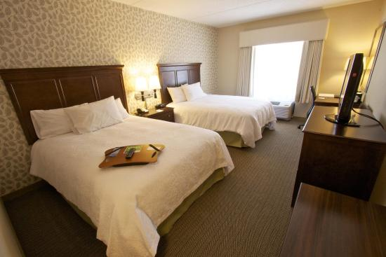 Tunkhannock, PA: Standard Queen Room