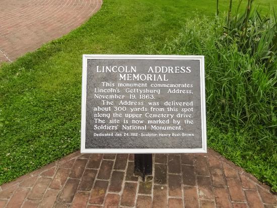 Address For Gettysburg Bus Tour