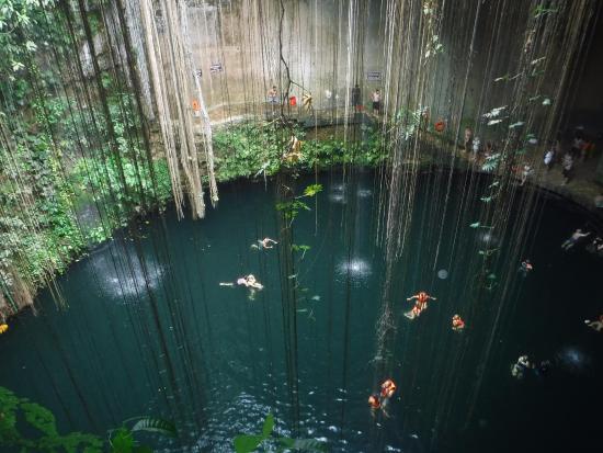 Chichen Itza, Mexico: Espetacular!