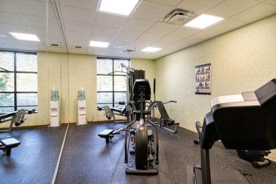 Lexington Park, MD: Fitness Room