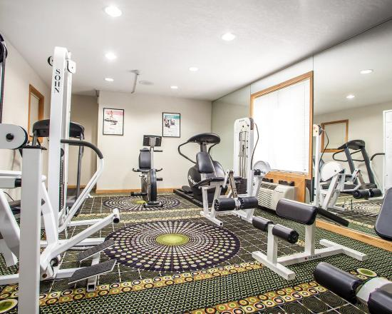 Bourbonnais, IL: Fitness center