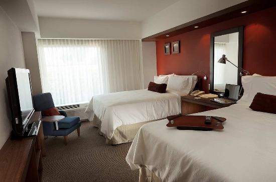Hampton Inn by Hilton Guadalajara/Expo: Double Bed
