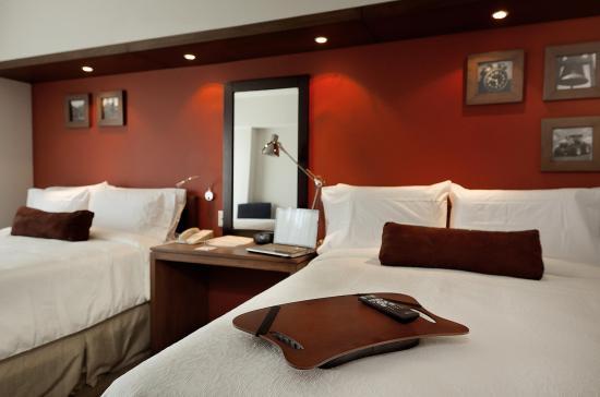 Hampton Inn by Hilton Guadalajara/Expo: 2 Double Beds