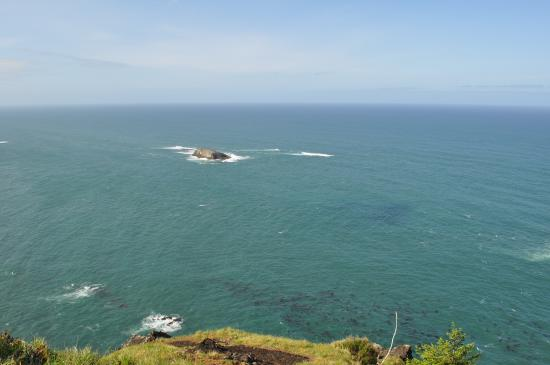 Depoe Bay, OR: Windy Cape Foulweather