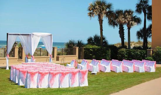 Jacksonville Beach, FL: Beach Wedding
