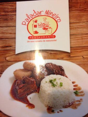 Paladar Mineiro: Um restaurante excelente,comida deliciosa,quem passar por São Lourenço não pode deixar de conhec