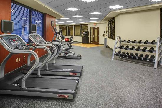 Mulvane, KS: Fitness Center